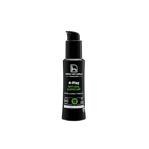 HOMO NATURALS LUBRICANTE NATURAL 4-PLAY 100ML
