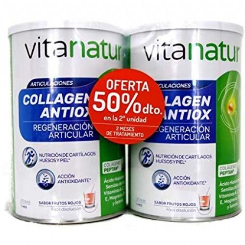 Vitanatur Collagen Antiox Plus DUPLO 2 x 360 g