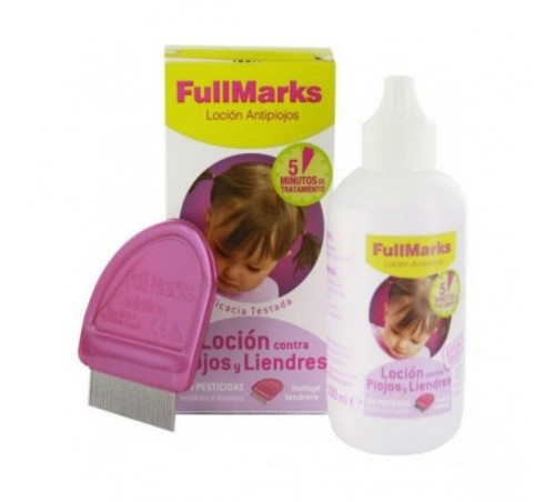 FULLMARKS SOL PEDICULICIDA 100 ML