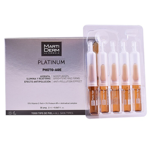 Martiderm photo age ampollas (2 ml 10 amp)