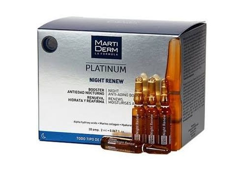 Martiderm night renew (30 amp)