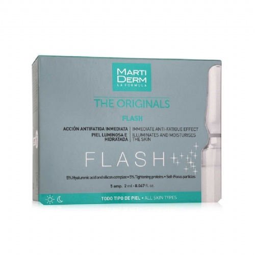 Martiderm flash ampollas (5 amp)