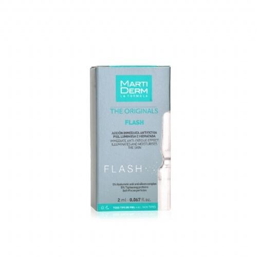 Martiderm flash ampollas (1 amp)