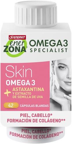 Enerzona omega 3 specialist skin (42 capsulas)