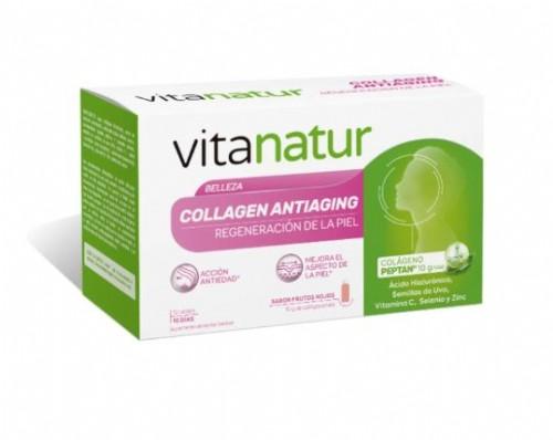 Vitanatur colagen antiaging (10 viales)