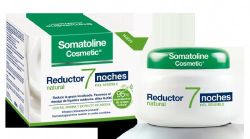 Somatoline reductor noche natural 400ml