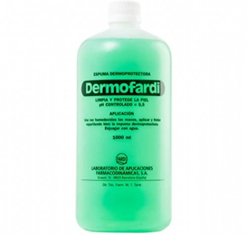 Dermofardi espuma dermoprotectora (1 l)