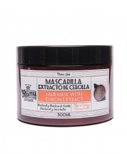 Mascarilla con extracto de cebolla 300ml