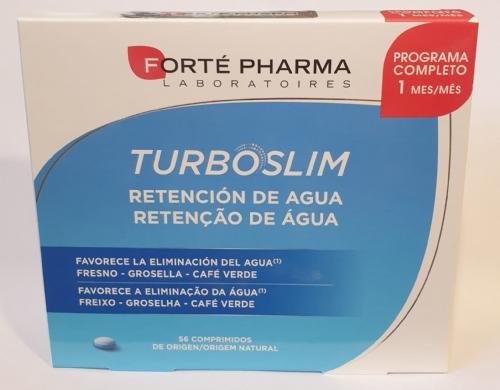 TURBOSLIM RETENCION DE AGUA 56 COMP