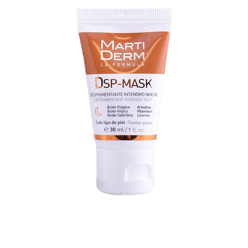 Martiderm dsp mask despigmentante intensiv noche (30 ml)