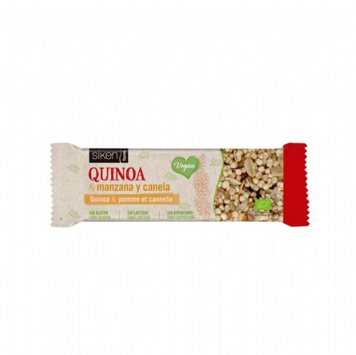 Sikenform vegan quinoa, manzana y canela 1 barri
