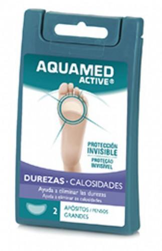 Aquamed Active Durezas Apósitos grandes