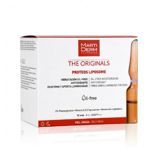 Martiderm proteos liposome (2 ml 30 amp)