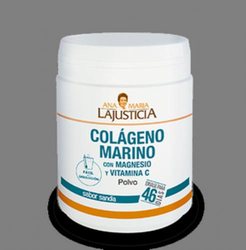 Colageno marino con magnesio y vitamina c 350 g