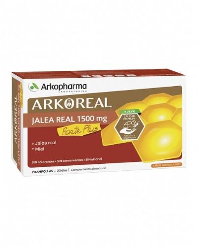 ARKOREAL JALEA REAL  1500MG 20 AMP
