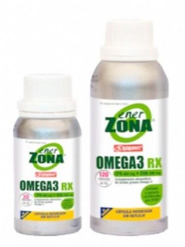 Enerzona omega3 rx pack 120 + 30 cápsulas