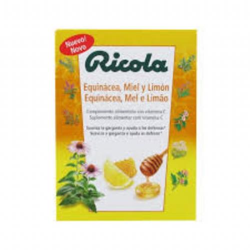 Ricola pastillas equinacea miel limon (50 g)