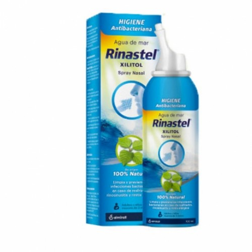 Rinastel xilitol spray nasal (100 ml)