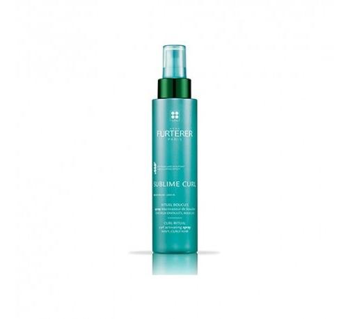 Sublime curl spray reactivador rizos sin aclarar - rene furterer (150 ml)