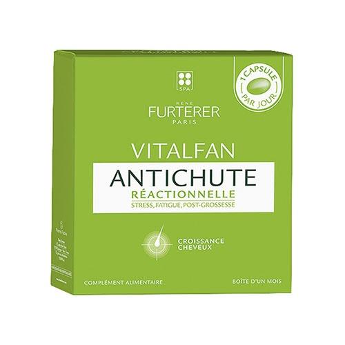 Vitalfan anticaida reaccional - rene furterer (30 capsulas)