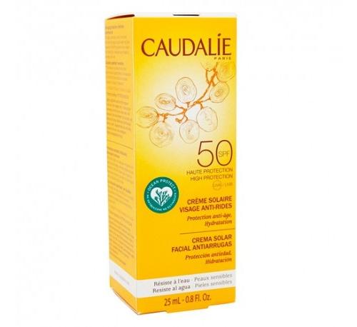 Caudalie crema solar 50ml promo pack