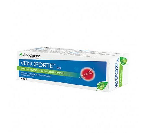 VENOFORTE GEL PIERNAS LIGERAS 150 ML