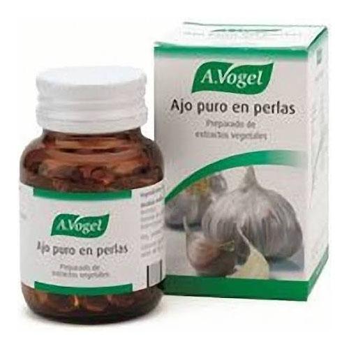 Vogel ajo puro en perlas