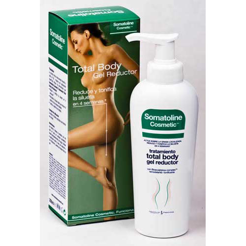 Somatoline cosmetic total body gel reductor (200 ml)