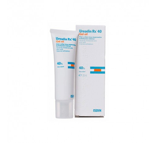 Isdin hydration ureadin ultra 40 gel oil - exfoliacion intensa (30 ml)