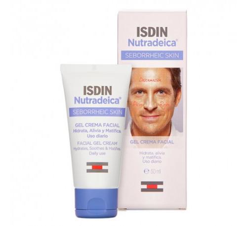 Isdin nutradeica seborrheic skin gelcrema facial (50 ml)