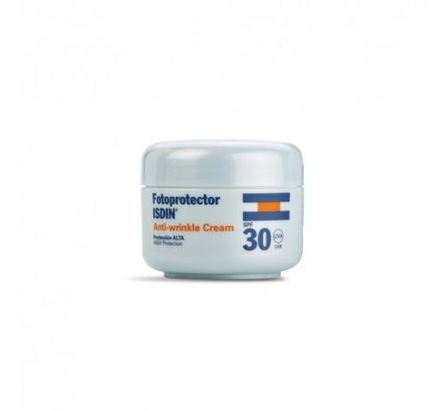 Fotoprotector isdin spf-30 antiwrinkle cream (50 ml)