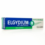 Elgydium gel dentifrico dientes sensibles (75 ml)