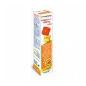 Vitamina c 1000mg + zinc  arkovital comp eferves (20 comp)