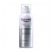 Eucerin men silver shave espuma de afeitar (150 ml)