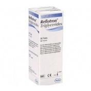 Tira reactiva trigliceridos - reflotron (30 u)