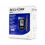 Glucometro medidor - accu-chek aviva (medidor + pinchador)