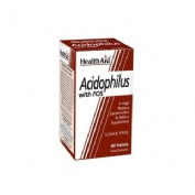 Acidophilus 60 tabletas health aid