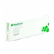 Mepiform silicona reductor de cicatrices (4 x 30 cm 5 u)