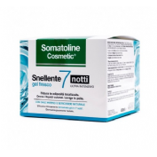 Somatoline gel 7 noches