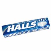 Caramelos halls s/a eucal ment20x9