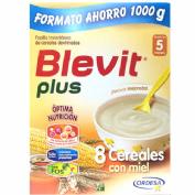 Blevit plus 8 cereales con miel (1000 g)