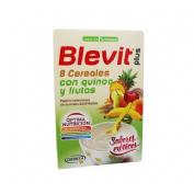 BLEVIT PLUS DUPLO 8 CEREALES QUINOA Y FRUTA 300