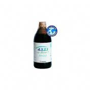 4-3-2-1 en linea (500 ml)