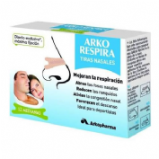 Arkorespira - tira adh nasal (t- med 12 tiras)