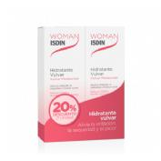 Woman isdin hidratante vulvar duplo 20% dcto