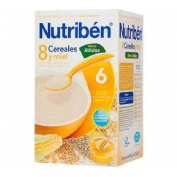NUTRIBEN  8 CER MIEL BIFIDUS 600 G