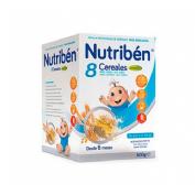 NUTRIBEN 8 CEREALES BIFIDUS 600 G