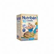 Nutriben 10 cereales (1 envase 600 g)