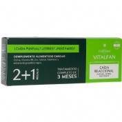 Vitalfan anticaida reaccional - rene furterer (3 cajas de 30 capsulas )