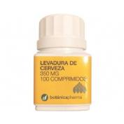 Levadura de cerveza botanicapharma (400 mg 100 comprimidos)